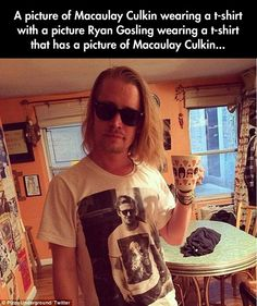 Your Move, Ryan Gosling�