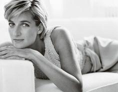 Princess Diana. Stunning.