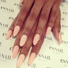 pointed nails  ***mybeautybot.com ---> the ultimate search for great beauty***