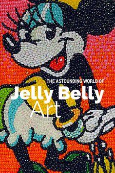 The Astounding World of Jelly Belly Art