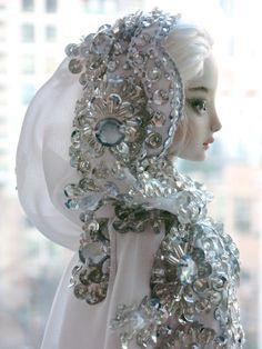 #Enchanted #Doll, la reina de las nieves.