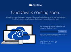 MS SkyDrive is becoming OneDrive.