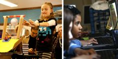 Na Quest to Learn, escola de Nova Iorque criada pelo Institute of Play (ou Instituto do Jogar, em tradução livre), todos os conteúdos são passados aos estudantes por meio de jogos.