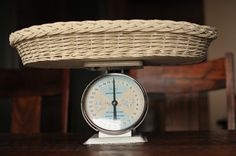 Antique Sears Family Nursery Scale  Great by PrimitiveMoose, $70.00