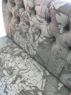 map fabric   map chair   map swoon.