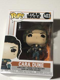 Star Wars The Mandalorian Cara Dune pop #403 Cara Dune, Star Wars Collection, Display Boxes, Mandalorian, Pop Vinyl, Bobble Head, Action Figures, Fandoms, Funko Pop