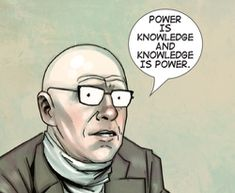 """""""Power is knowledge and knowledge is power""""  [Follow this link to find a bundle videos that illustrate Foucault's ideas: http://www.thesociologicalcinema.com/1/category/foucault/1.html]  ~ Michel Foucault (1926 - 1984)"""