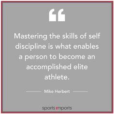 #WordsOfWisdom Volleyball Motivation, Self Discipline, Athlete, Math Equations