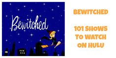 Bewitched- 101 Shows to Watch on Hulu Watch Tv Online, Potato, Couch, Movie Posters, Potatoes, Settee, Sofa, Film Poster, Couches
