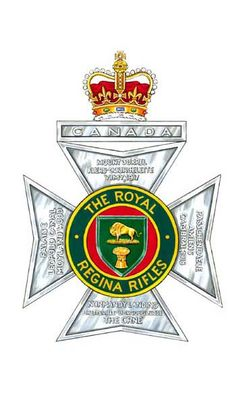 The Royal Regina Rifles.