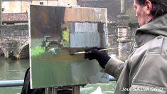 José SALVAGGIO plein air painting 08 Rupt-aux-Nonains