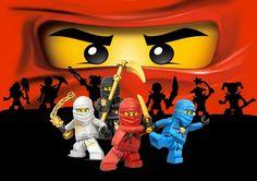Imágenes y marcos de Lego Ninjago