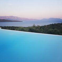 Villa, River, Sea, Mountains, Nature, Outdoor, Outdoors, Ocean, Naturaleza