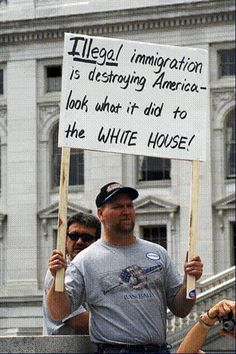 .....the White House....