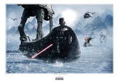 Vader's Landing by Scott Harben
