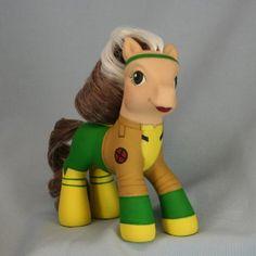 Jodi Moisan Rogue My Little Pony