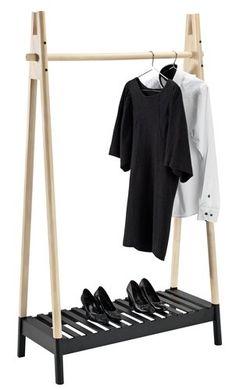 Clothes rail JENNET JYSK 50