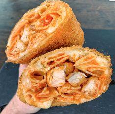 Chimichanga Recipe, Spaghetti And Meatballs, Breakfast Burritos, Deep Dish, Keto Recipes, Keto Foods, Cheesecake Recipes, Recipe Using, Food Print