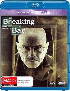 #Breaking bad: #season 2 #(blu-ray / uv)  - blu-ray - new region b,  View more on the LINK: 	http://www.zeppy.io/product/gb/2/291330550548/