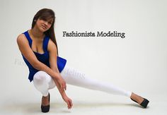 Model Crystal with Fashionista Modeling www.FashionistaModeling.com