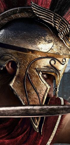 Spartan spartan spartan warrior gladiator viking viking warrior v Viking Warrior, Greek Warrior, Spartan Warrior, Fantasy Warrior, Spartan 300, Warrior Movie, Arte Assassins Creed, Assassins Creed Odyssey, Assassins Creed Tattoo