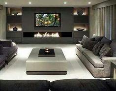 25 Best Modern Living Room Designs   Modern living rooms, Modern ...