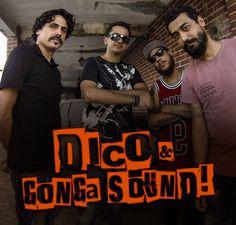Dico & Gonça Sound - Divulgação da Banda
