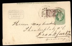 QV 1855 ½d STATIONARY NEWSPAPER WRAPPER FRANKED WITH ½d BANTAM STRIKED WITH NPB   eBay
