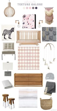 avalisa >> painting + snuggly textures all around.  a calm and soothing palette to calm any baby… and new mommy