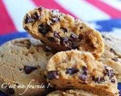C'est ma fournée ! : Les cookies de Laurent Jeannin
