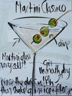 Martini Classic, by Joanne Shipp