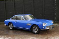 John Lennon's first car: 1965 Ferrari 330 GT 2+2 Coupe
