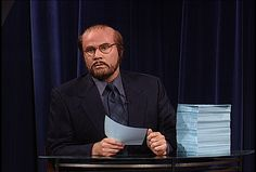 Saturday Night Live: Will Ferrell as James Lipton in Inside the Actor's Studio #SNL