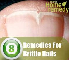 Nails protect the fingertips. Brittle nails are a common problem for men as well as women. The main cause of brittle nails is a poor diet that is deficient in essential nutrients. If you want to prevent brittle nails, you should wear gloves when you are washing the dishes. File the nails in one direction. Do not use metal emery boards. Do not use nail polish removers that contain harsh chemicals. Do not let the nails to remain in water for a long time as it can make the nails soft. If the…