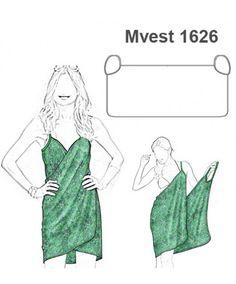 Dress Sewing Patterns, Clothing Patterns, Fashion Sewing, Diy Fashion, Sewing Blouses, Diy Dress, Diy Clothing, Refashion, Dressmaking