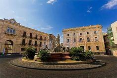 Fontana di Diana - Siracusa