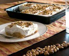Cookbook Recipes, Baking Recipes, Dessert Recipes, Greek Desserts, Greek Recipes, Food Network Recipes, Food Processor Recipes, Cyprus Food, The Kitchen Food Network