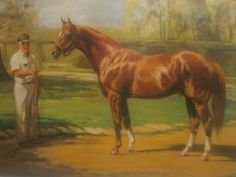 85 Best Horses In Art Famous Thoroughbred Images Horse