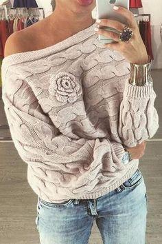 Linette Knit Sweater