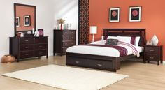 Bedroom Furniture - Coco wooden bedroom furniture suites from Forty Winks
