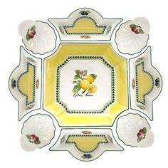 Villeroy Boch French Garden Fleurence Pattern