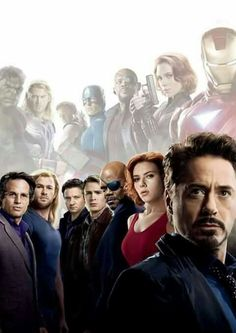Avengers awesome art not sure who made it