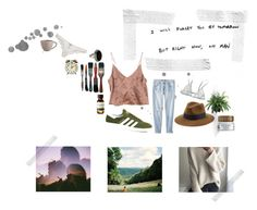 """i'll forget by tomorrow"" by amsbullock on Polyvore featuring art"