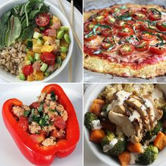 Filling, healthy, and good-for-you gluten-free dinner recipes. So many options, too!
