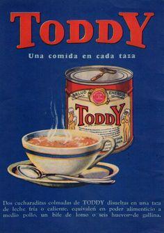 TODDY, publicidad argentina, 1931.