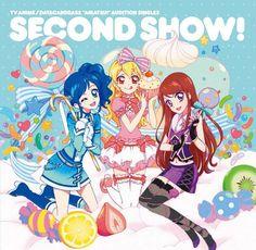 Aikatsu! Audition Single 2 Second Show!