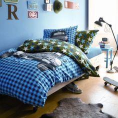 Speelgoed & Lifestyle voor jongens 4-12 jaar > Bed & Kussen > Webshop Beddinghouse dekbed Car | Verwende apen