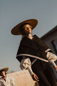 """Over a good vibe-filled weekend in which France inaugurated a new president, designer Simon Porte Jacquemus took over Marseilles with a double-header exhibition entitled """"Marseille Je T'aime."""""""