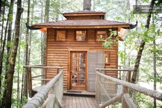 The Shitake Cabin // Cave Junction, OR