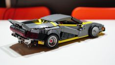 Lego Design, Lego Models, Lego Creations, Porsche, Cars, Create, Vehicles, Autos, Car
